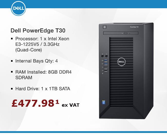 Dell PowerEdge T30 Server | Centro Systems Ltd